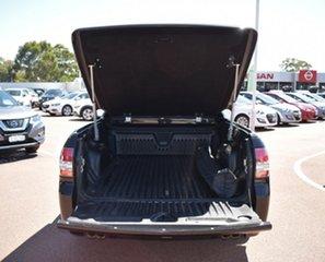2013 Holden Ute VF MY14 SS V Ute Redline Black 6 Speed Manual Utility