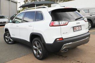 2019 Jeep Cherokee KL MY19 Limited Bright White 9 Speed Sports Automatic Wagon