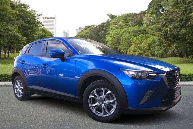 Used Mazda CX-3 DK2W7A Maxx SKYACTIV-Drive, 2015 Mazda CX-3 DK2W7A Maxx SKYACTIV-Drive Blue 6 Speed Sports Automatic Wagon