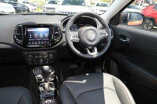 2018 Jeep Compass M6 MY18 Limited Bronze Metallic 9 Speed Automatic Wagon