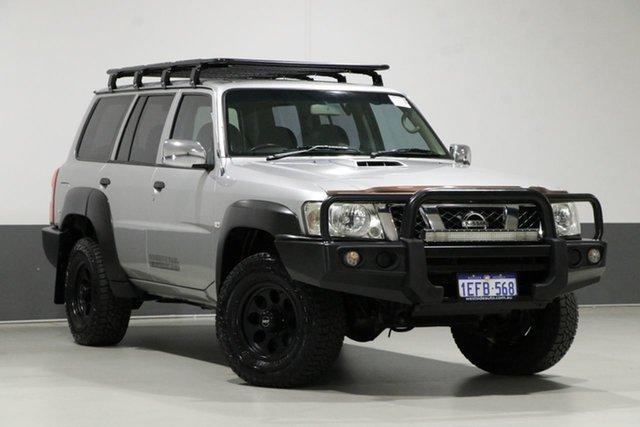 Used Nissan Patrol GU VII DX (4x4), 2012 Nissan Patrol GU VII DX (4x4) Grey 4 Speed Automatic Wagon