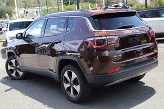 2018 Jeep Compass M6 MY18 Limited Bronze Metallic 9 Speed Automatic Wagon.