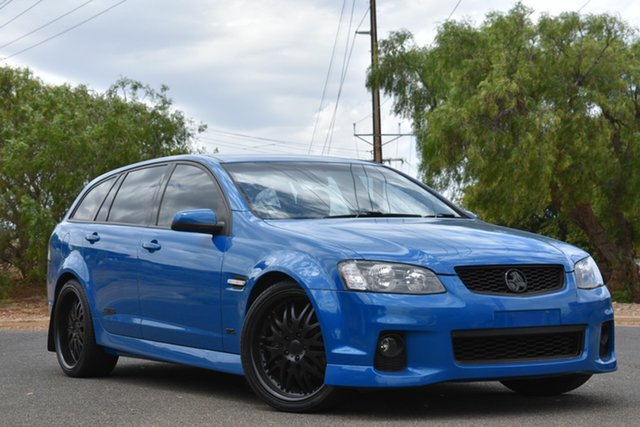 Used Holden Commodore VE II MY12.5 SS Sportwagon Z Series, 2013 Holden Commodore VE II MY12.5 SS Sportwagon Z Series Blue 6 Speed Sports Automatic Wagon