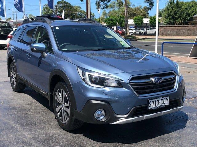 Demo Subaru Outback B6A MY19 2.5i CVT AWD Premium, 2019 Subaru Outback B6A MY19 2.5i CVT AWD Premium Storm Grey 7 Speed Constant Variable Wagon