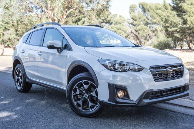 Demo Subaru XV G5X MY19 2.0i Premium Lineartronic AWD, 2019 Subaru XV G5X MY19 2.0i Premium Lineartronic AWD Crystal White 7 Speed Constant Variable Wagon