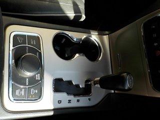 2011 Jeep Grand Cherokee WK MY2011 Overland Black 5 Speed Sports Automatic Wagon