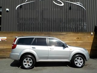 2010 Great Wall X240 CC6460KY Silver 5 Speed Manual Wagon.