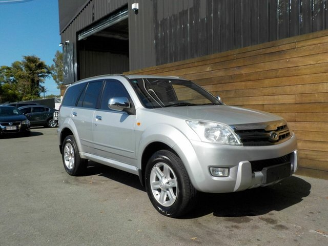 Used Great Wall X240 CC6460KY , 2010 Great Wall X240 CC6460KY Silver 5 Speed Manual Wagon