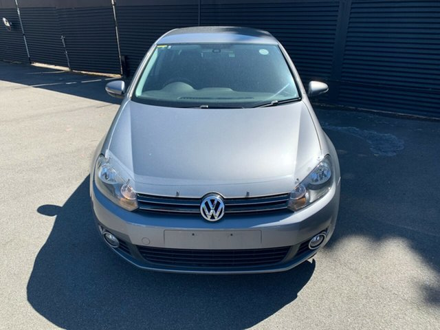 Used Volkswagen Golf VI MY10 118TSI Comfortline, 2010 Volkswagen Golf VI MY10 118TSI Comfortline Grey 6 Speed Manual Hatchback