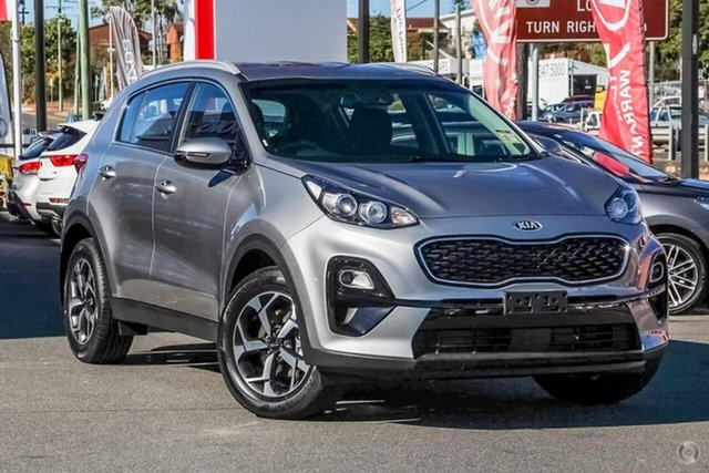 Demo Kia Sportage QL MY20 S 2WD, 2019 Kia Sportage QL MY20 S 2WD Klg 6 Speed Sports Automatic Wagon