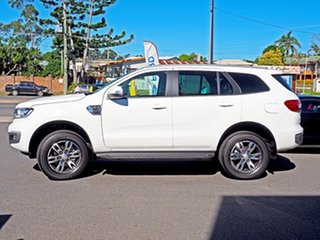 2019 Ford Everest UA II 2019.00MY Trend 4WD Arctic White 10 Speed Sports Automatic Wagon