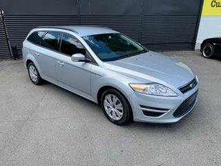 2014 Ford Mondeo MC LX Silver 6 Speed Sports Automatic Wagon.