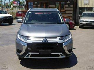 2019 Mitsubishi Outlander ZL MY20 ES 2WD Titanium 6 Speed Constant Variable Wagon