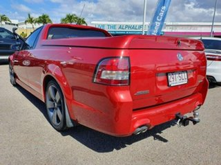 2012 Holden Ute VE II MY12 SS Red 6 Speed Manual Utility