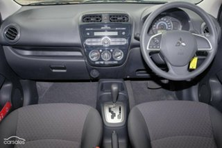 2019 Mitsubishi Mirage LA MY20 ES Red 1 Speed Constant Variable Hatchback