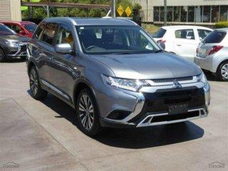 2019 Mitsubishi Outlander ZL MY20 ES 2WD Titanium 6 Speed Constant Variable Wagon.