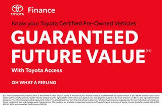 2018 Toyota Camry ASV70R Ascent Silver 6 Speed Automatic Sedan