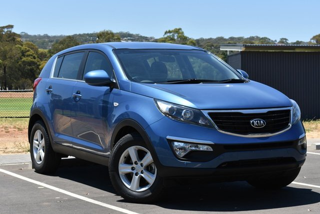 Used Kia Sportage SL Series II MY13 SI, 2014 Kia Sportage SL Series II MY13 SI Blue 6 Speed Sports Automatic Wagon
