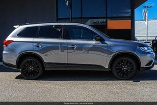 2019 Mitsubishi Outlander ZL MY20 Black Edition 2WD Titanium 6 Speed Constant Variable Wagon.