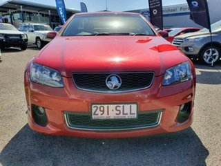 2012 Holden Ute VE II MY12 SS Red 6 Speed Manual Utility.