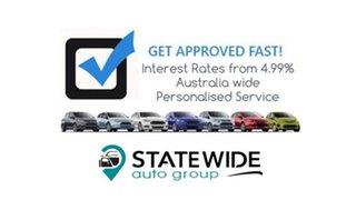 2013 Nissan Patrol GU VIII TI (4x4) White 4 Speed Automatic Wagon