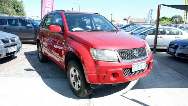 Used Suzuki Grand Vitara JB MY09 , 2009 Suzuki Grand Vitara JB MY09 Red 5 Speed Manual Wagon
