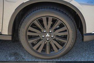 2019 Mitsubishi Outlander ZL MY20 Black Edition 2WD Titanium 6 Speed Constant Variable Wagon
