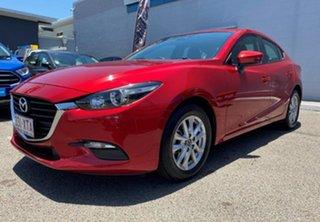 2017 Mazda 3 BN5276 Neo SKYACTIV-MT Red 6 Speed Manual Sedan.