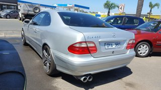 2001 Mercedes-Benz CLK-Class C208 CLK430 Avantgarde Silver 5 Speed Automatic Coupe