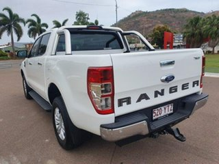 2019 Ford Ranger PX MkIII 2019.00MY XLT Pick-up Double Cab Arctic White 10 Speed Sports Automatic