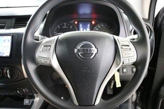 2016 Nissan Navara NP300 D23 RX (4x4) Black 6 Speed Manual King Cab Utility