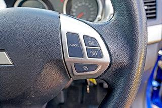 2015 Mitsubishi Lancer CJ MY15 ES Sport Blue 5 Speed Manual Sedan