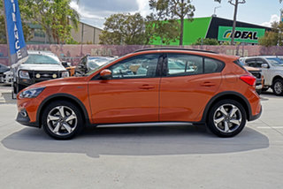2019 Ford Focus SA 2019.75MY Active Orange Glow 8 Speed Automatic Hatchback