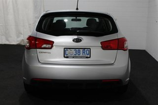 2011 Kia Cerato TD MY11 S Silver 6 Speed Manual Hatchback