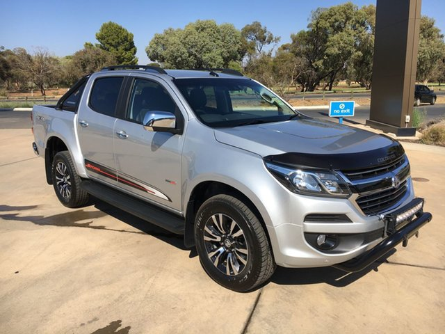 New Holden Colorado RG MY20 Storm Pickup Crew Cab, 2019 Holden Colorado RG MY20 Storm Pickup Crew Cab Nitrate Silver 6 Speed Sports Automatic Utility