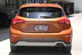 2019 Ford Focus SA 2019.25MY Active Orange 8 Speed Automatic Hatchback