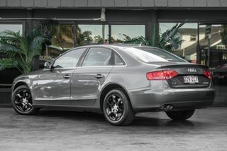2011 Audi A4 B8 8K MY12 Multitronic Grey 8 Speed Constant Variable Sedan.