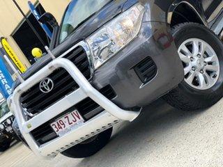 2012 Toyota Landcruiser VDJ200R MY12 GXL (4x4) Grey 6 Speed Automatic Wagon