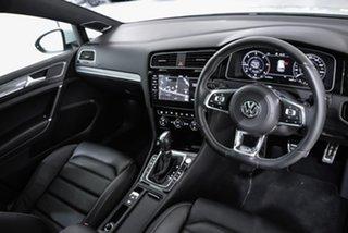 2018 Volkswagen Golf 7.5 MY18 110TDI DSG Highline White 7 Speed Sports Automatic Dual Clutch.