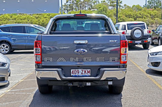 2019 Ford Ranger PX MkIII 2019.75MY XLT Pick-up Double Cab Grey 6 Speed Sports Automatic Utility
