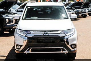 2019 Mitsubishi Outlander ZL MY20 LS 2WD Starlight 6 Speed Constant Variable Wagon