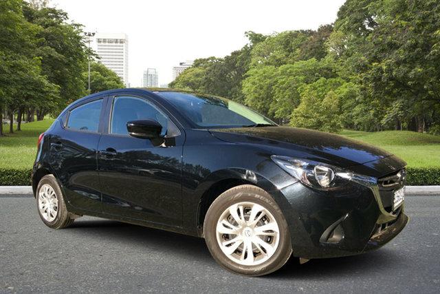 Used Mazda 2 DJ2HAA Neo SKYACTIV-Drive, 2019 Mazda 2 DJ2HAA Neo SKYACTIV-Drive Black 6 Speed Sports Automatic Hatchback