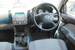 2008 Mazda BT-50 UNY0E3 DX Cool White 5 Speed Manual Utility