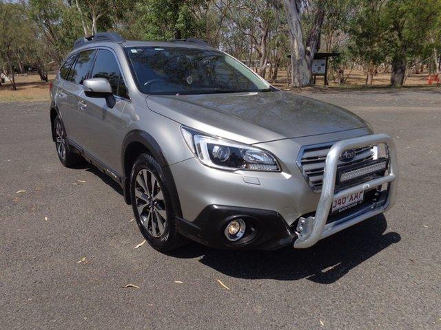 Used Subaru Outback MY15 2.5I Premium, 2016 Subaru Outback MY15 2.5I Premium Gold Continuous Variable Wagon
