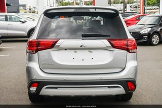 2019 Mitsubishi Outlander ZL MY20 LS 2WD Silver 6 Speed Constant Variable Wagon