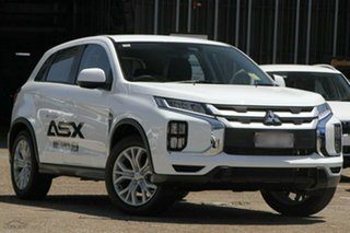 2019 Mitsubishi ASX XD MY20 ES 2WD Starlight 6 Speed Constant Variable Wagon.