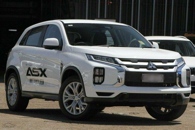 Demo Mitsubishi ASX XD MY20 ES 2WD, 2019 Mitsubishi ASX XD MY20 ES 2WD Starlight 6 Speed Constant Variable Wagon