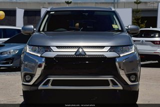 2019 Mitsubishi Outlander ZL MY20 LS 2WD Titanium 6 Speed Constant Variable Wagon