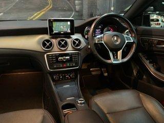 2014 Mercedes-Benz CLA-Class C117 805+055MY CLA250 DCT 4MATIC Sport Grey 7 Speed.