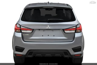 2019 Mitsubishi ASX XD MY20 ES 2WD Silver 6 Speed Constant Variable Wagon